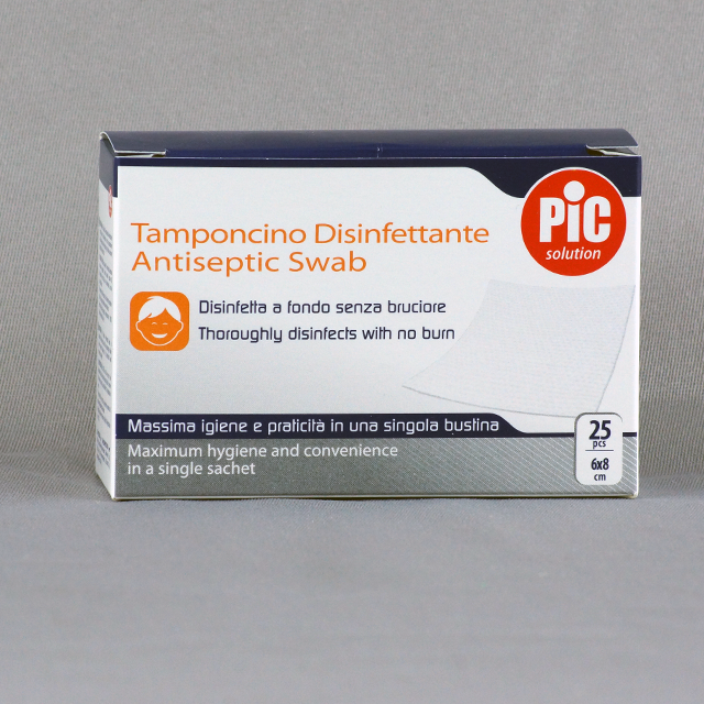 disinfettante tamponcino